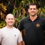 Dan Andrews and Ian Schoen
